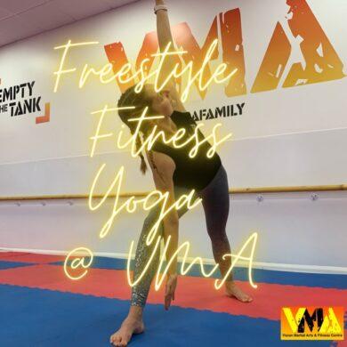 Freestyle Fitness Yoga