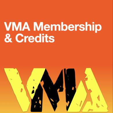 VMA Membership and Credits
