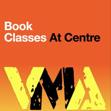 Book Classes at Centre